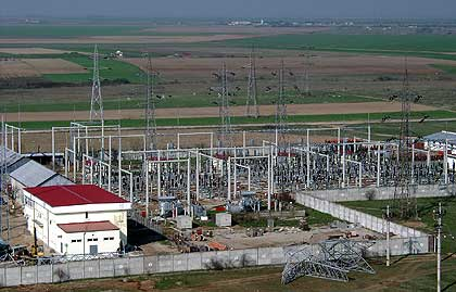 Switchyard & Sub-Station Structure